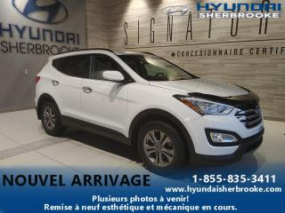 Used 2016 Hyundai Santa Fe 2WD BANCS CHAUFF AIR CRUISE BLUETOOTH for sale in Sherbrooke, QC