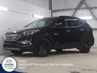 Used 2017 Hyundai Santa Fe Sport 2.4L Premium à Traction INTÉGRALE for sale in Val-David, QC