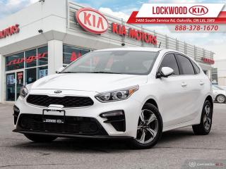 Used 2020 Kia Forte5 EX IVT for sale in Oakville, ON