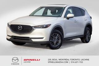 Used 2018 Mazda CX-5 GS AWD Toit Ouvrant Sieges Chauffants Mazda CX5 GS AWD 2018 for sale in Lachine, QC