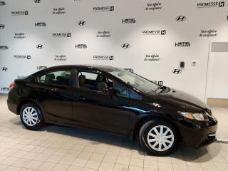 Used 2015 Honda Civic LX 4 portes, boîte automatique *JAMAIS A for sale in St-Eustache, QC