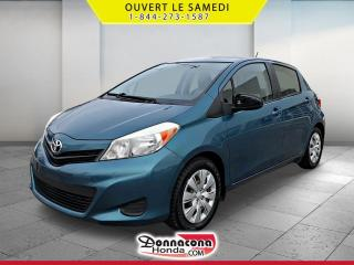 Used 2012 Toyota Yaris LE *SEULEMENT 79 570 KM* for sale in Donnacona, QC