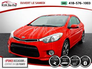 Used 2016 Kia Forte * KOUP EX* SIEGES CHAUFFANTS* for sale in Québec, QC