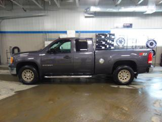 Used 2010 GMC Sierra 1500 SLE for sale in Amos, QC