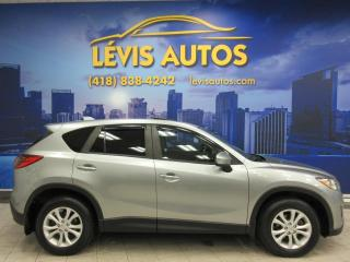 Used 2013 Mazda CX-5 GT AWD GPS NAVIGATION CUIR TOIT OUVRANT for sale in Lévis, QC