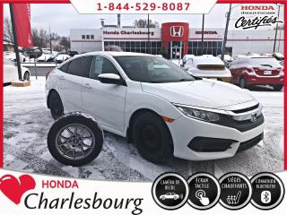 Used 2016 Honda Civic LX **BLUETOOTH+ BANCS CHAUFFANT** for sale in Charlesbourg, QC