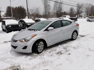 Used 2012 Hyundai Elantra GLS for sale in Madoc, ON