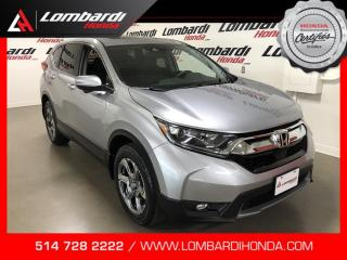 Used 2018 Honda CR-V EX-L|AWD|CUIR|TOIT| for sale in Montréal, QC