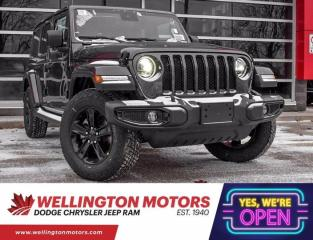 New 2021 Jeep Wrangler ALTITUDE for sale in Guelph, ON