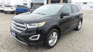 Used 2016 Ford Edge SEL for sale in New Hamburg, ON