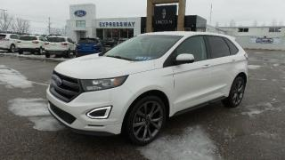 Used 2017 Ford Edge SPORT for sale in New Hamburg, ON