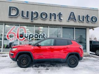 Used 2018 Jeep Compass Trailhawk 4x4 for sale in Alma, QC