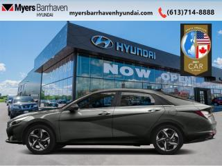 New 2021 Hyundai Elantra Preferred IVT  - Android Auto - $149 B/W for sale in Nepean, ON
