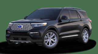 New 2021 Ford Explorer Platinum for sale in Mississauga, ON