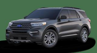 New 2021 Ford Explorer XLT for sale in Mississauga, ON
