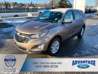 Used 2018 Chevrolet Equinox 1LT for sale in Calgary, AB
