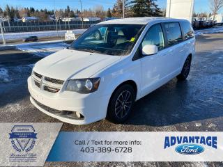 Used 2019 Dodge Grand Caravan GT for sale in Calgary, AB