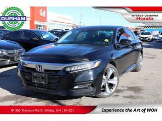 Used 2020 Honda Accord Touring for sale in Whitby, ON