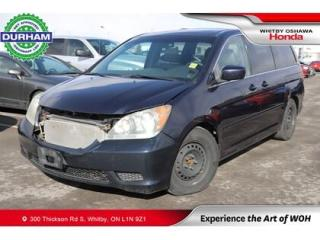 Used 2008 Honda Odyssey 5dr Wgn EX-L for sale in Whitby, ON
