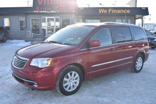Used 2014 Chrysler Town & Country Touring CRUISE CONTROL, DUAL A/C, AUX for sale in Saskatoon, SK