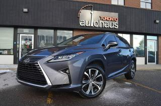 Used 2017 Lexus RX 350 Executive Package / Highest Trim for sale in Concord, ON