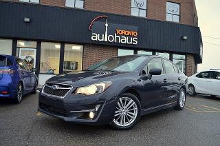 Used 2015 Subaru Impreza 2.0i Premium Sport With Sunroof for sale in Concord, ON