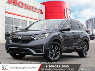 New 2021 Honda CR-V EX-L HEATED SEATS | APPLE CARPLAY™ & ANDROID AUTO™ | LEATHER INTERIOR for sale in Cambridge, ON