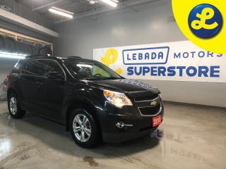 Used 2013 Chevrolet Equinox LT AWD * ECO Mode * Back Up Camera * Heated Seats * Heated Mirrors * Cruise Control * Fog Lights * Roof Rails * Steering Wheel Controls * 17 Alloy Ri for sale in Cambridge, ON