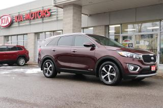 Used 2018 Kia Sorento 3.3L EX HEATED SEATS | BLUETOOTH | AWD for sale in Cobourg, ON