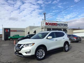 Used 2018 Nissan Rogue 2.99% Financing - SV AWD - NAVI - PANO ROOF - 360 CAMERA for sale in Oakville, ON