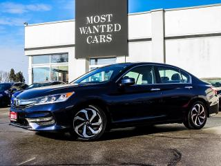 Used 2016 Honda Accord EX-L|LEATHER|ACC|17
