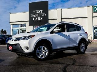Used 2015 Toyota RAV4 LE|AWD|CAMERA|BLUETOOTH|HEATED SEATS|TOUCHSCREEN for sale in Kitchener, ON