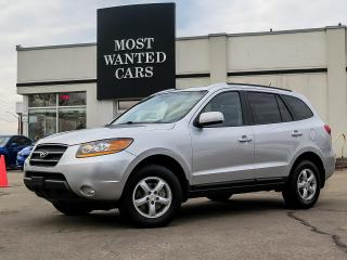 Used 2008 Hyundai Santa Fe LIMITED|AWD|LEATHER|ROOF|AS TRADED - YOU CERTIFY, YOU SAVE for sale in Kitchener, ON