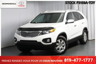 Used 2013 Kia Sorento ** V6 + INTÉGRALE **   || 7 PASSAGERS!! || for sale in Drummondville, QC