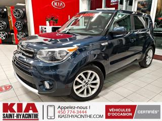 Used 2017 Kia Soul EX * CAMÉRA DE RECUL / SIÈGES CHAUFFANTS for sale in St-Hyacinthe, QC