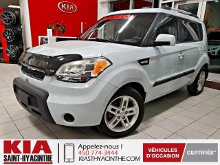 Used 2011 Kia Soul ** EN ATTENTE D'APPROBATION ** for sale in St-Hyacinthe, QC