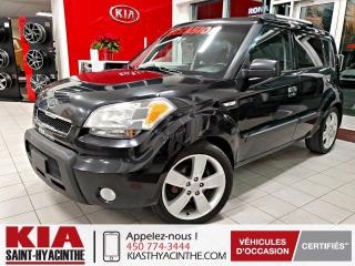 Used 2010 Kia Soul 4u Retro ** TOIT OUVRANT / MAGS for sale in St-Hyacinthe, QC