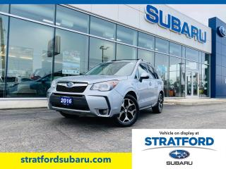 Used 2016 Subaru Forester 2.0XT Touring for sale in Stratford, ON