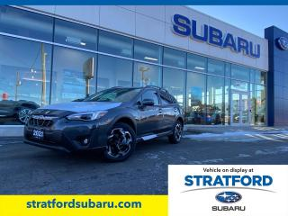 New 2021 Subaru XV Crosstrek Limited for sale in Stratford, ON