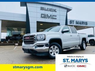 Used 2017 GMC Sierra 1500 SLE for sale in St. Marys, ON