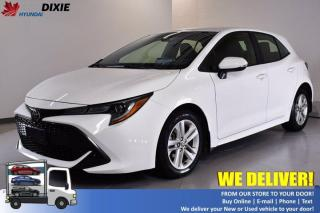 Used 2019 Toyota Corolla Hatchback SE for sale in Mississauga, ON