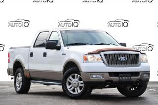 Used 2004 Ford F-150 Lariat LARIAT | 4X4 | 5.4L V8 ENGINE | MOONROOF for sale in Kitchener, ON