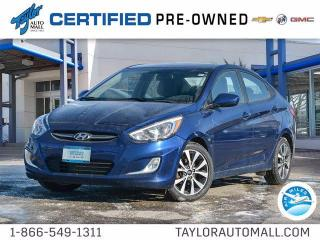 Used 2017 Hyundai Accent SE for sale in Kingston, ON
