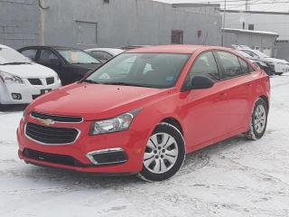 Used 2016 Chevrolet Cruze Limited 2LS for sale in Saskatoon, SK