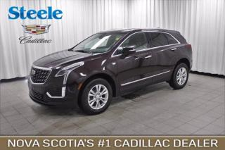 New 2021 Cadillac XT5 AWD Luxury for sale in Dartmouth, NS