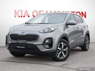 Used 2020 Kia Sportage LX AWD, Alloys, One Owner for sale in Hamilton, ON