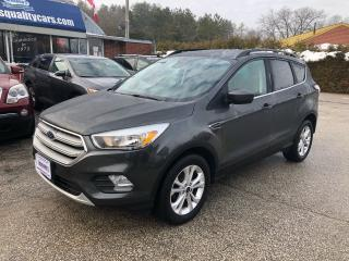 Used 2018 Ford Escape SE for sale in Flesherton, ON