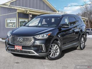 Used 2017 Hyundai Santa Fe XL Premium,AWD,7 PASS,R/V CAM, POWER TAILGATE for sale in Orillia, ON