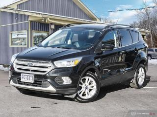 Used 2018 Ford Escape SE,NAVI,R/V CAM,HEATED SEATS,B.TOOTH for sale in Orillia, ON