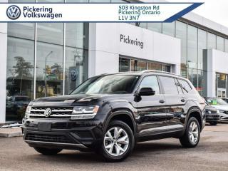 Used 2018 Volkswagen Atlas TRENDLINE for sale in Pickering, ON